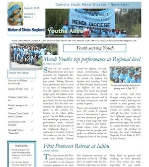 Youth News August 2015