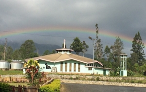 Mendi - Mother of the Divine Shepherd Cathedral