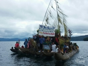 Pilgrim Bible Comes to Lake Kutubu