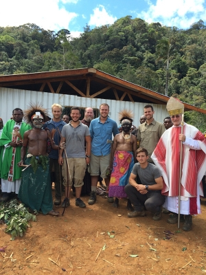 FOCUS Missionaries in Mendi:  Mission Accomplished