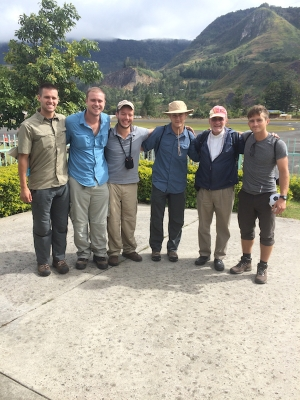 Focus Missionaries arrive in Mendi